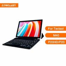 Tablet acessórios bluetooth teclado tablets caso para teclast m40 p20hd p20 10.1
