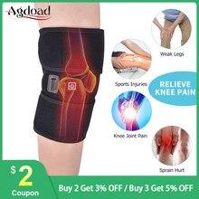 AGDOAD ısı artrit dizlik desteği ısıtma tedavisi diz eklem ağrısı spor yaralanma rahatlatmak rehabilitasyon sağlık