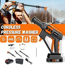 Car-Washer-Cleaner Nozzles-Tip Cordless High-Pressure GUANXIN 20V for with Gun PIPE-FILTER