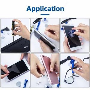 Image 5 - 11Pcs Mobiele Telefoons Reparatie Tool Sets Met Opening Screen Separator Schroevendraaier Kit Voor Huawei Samsung Android Smartphones Reparatie