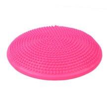 Коврик для йоги, устойчивая доска для балансировки ягодиц, формирователь, ПВХ, гимнастические подушки для лодыжки