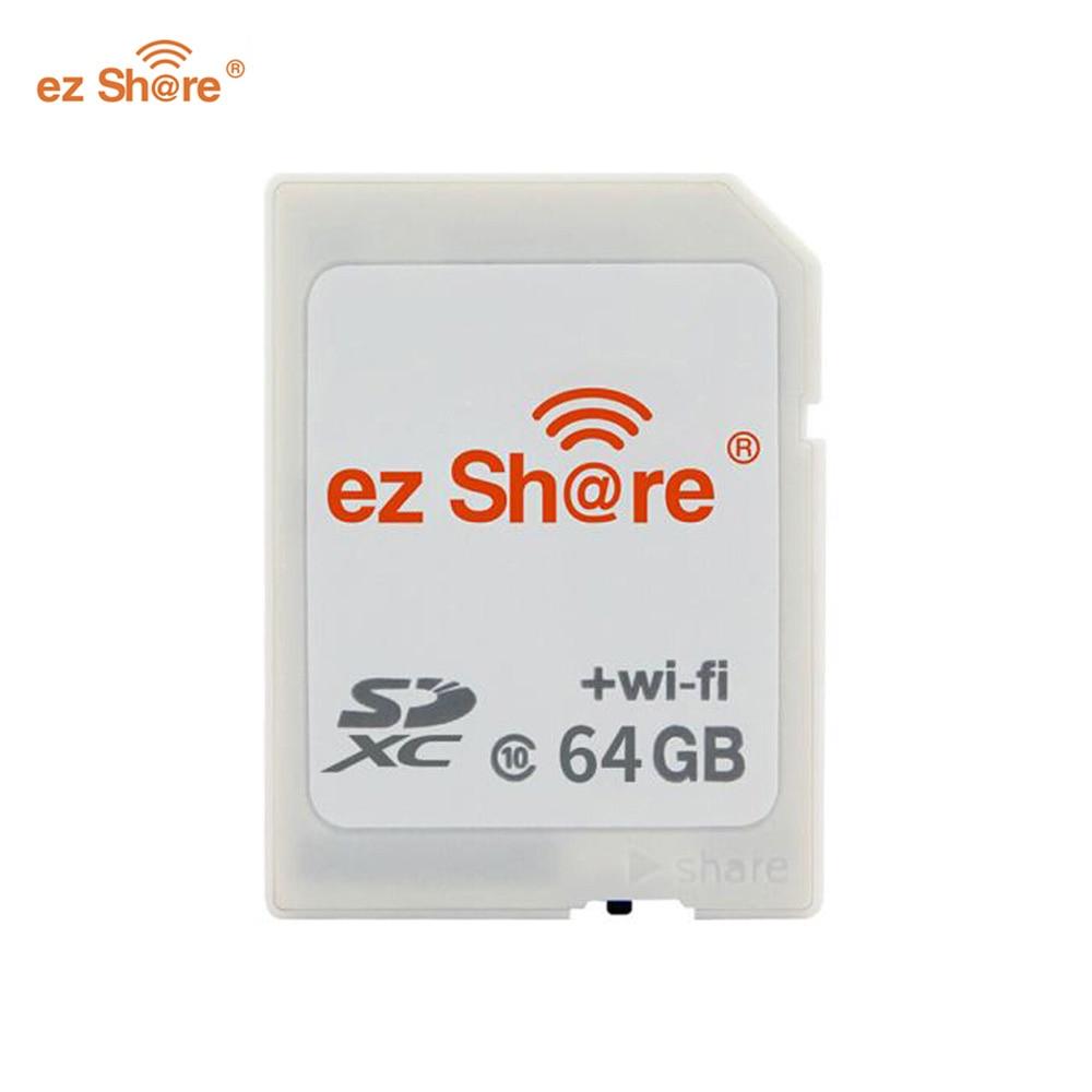 Ez compartilhar wifi sd cartão sem fio micro sd adaptador 16 gb 32 gb 64 gb câmera cartão de memória suporte 16 gb 32 gb tf micro leitor de cartão sd