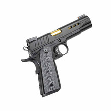13cm * 11cm para kimber 1911 rapide 10mm pistola moda graffiti adesivo acessórios do carro portátil adesivos de carro