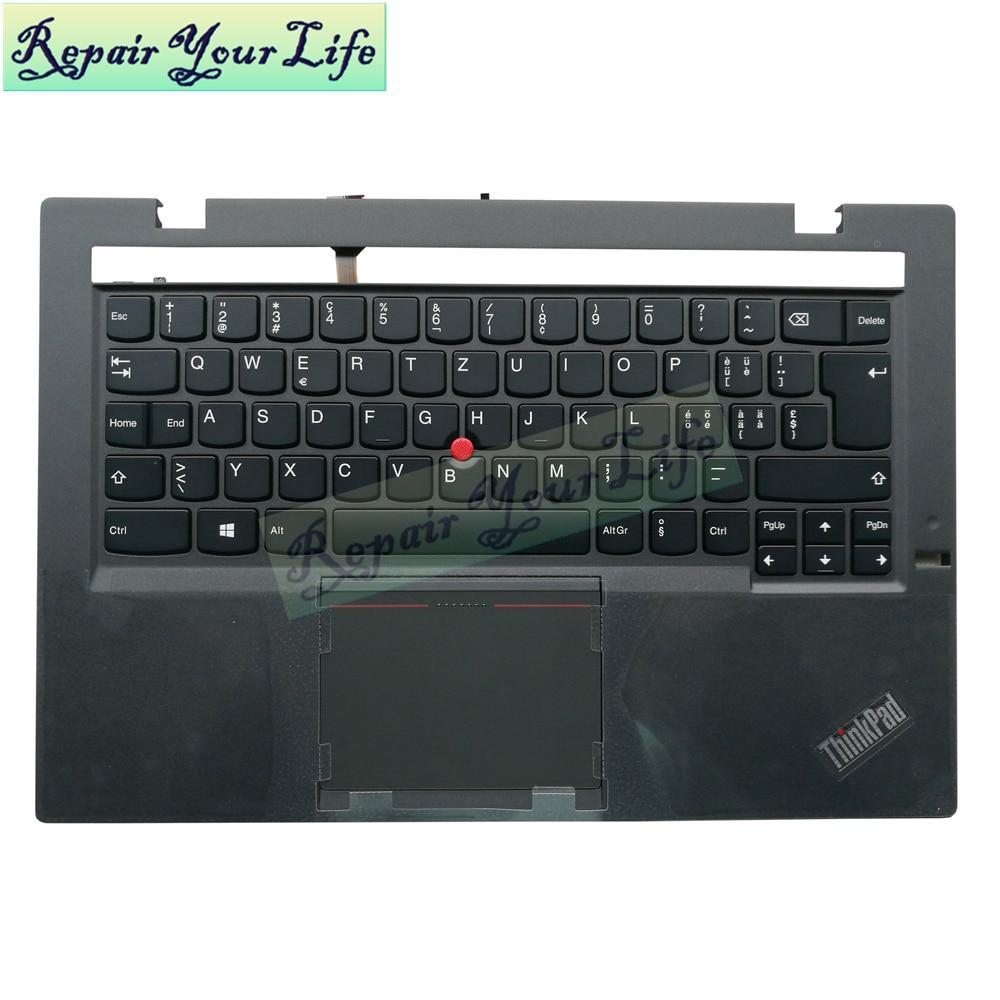 ThinkPad X1 Carbon GEN 5 KEYBOARD ASSEMBLY 01ER623