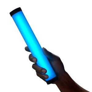 Image 2 - Nanguang Nanlite PavoTube השני 6C LED RGB אור צינור נייד כף יד צילום תאורה מקל CCT מצב תמונות וידאו רך אור