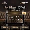 KingBeats штатное головное устройство For Nissan X - Trail X Trail 2 T31автомагнитола на андроид магнитола For Ниссан Х - Трейл Х Трейл 2 T31 For автомобильная мульт...
