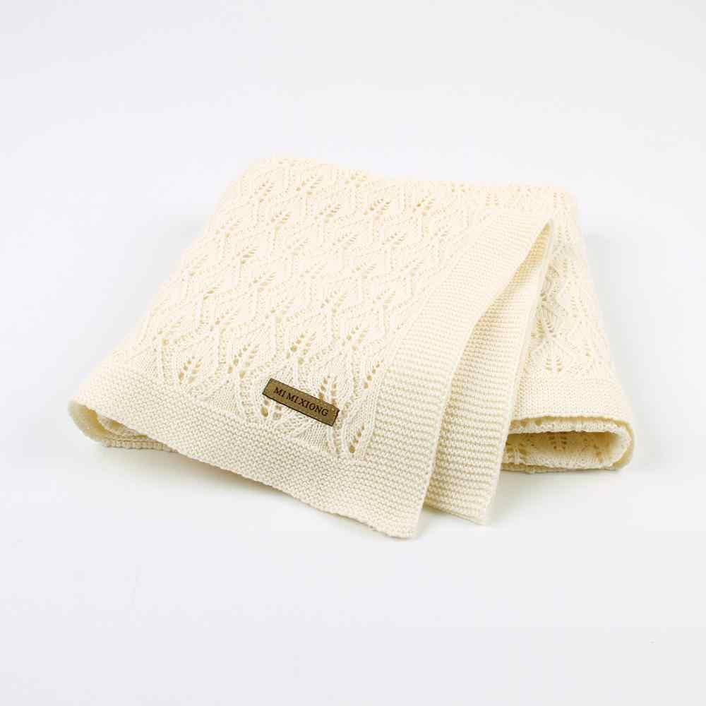 Мягкие трикотажные детские одеяла из хлопка ярких цветов для новорожденных Bebes, спальная кровать, коляска, одеяло, чехлы для младенцев, пеленка, многоразовая