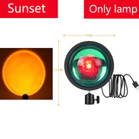 Sunset Only Lamp