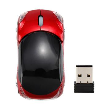 Noiseless Mouse Wireless 2.4G Silent 3 Buttons Ergonomic Mute Cool Car Mice For Computer Laptop Mouse For Desktop Notebook PC image