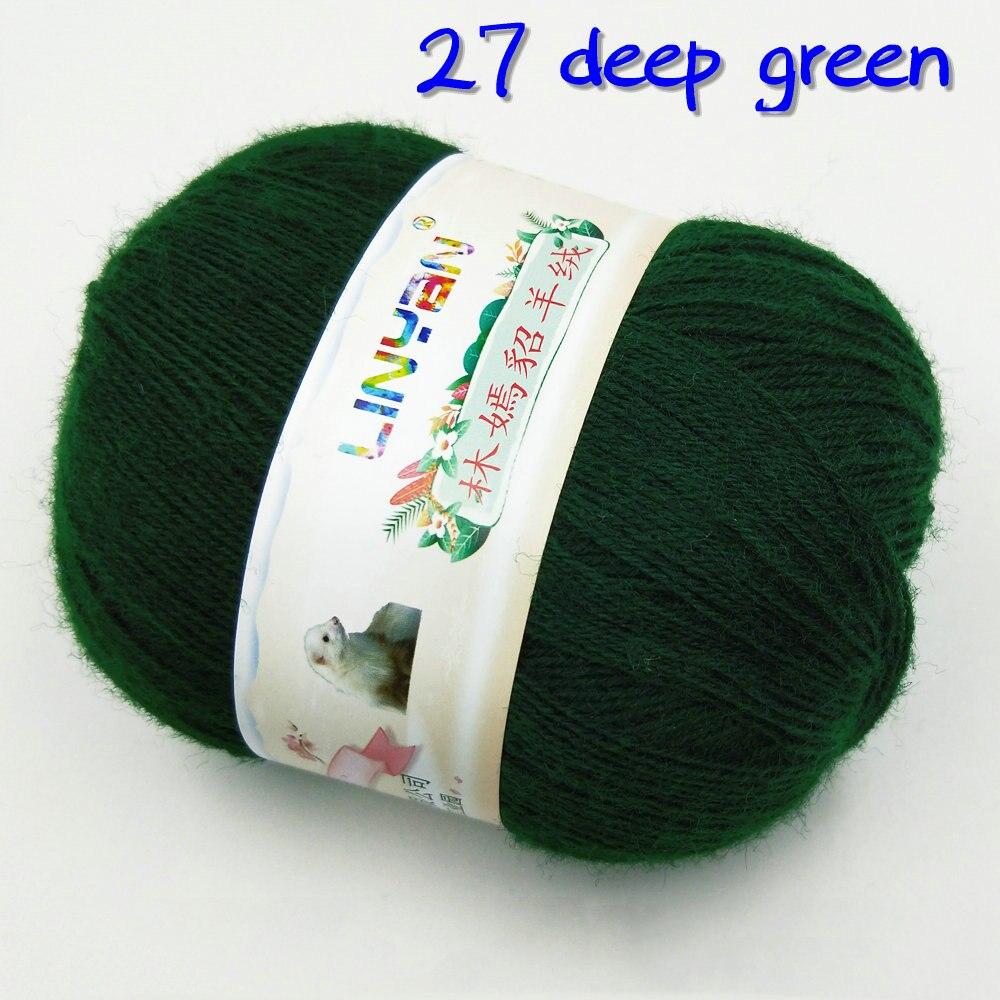 27 deep green