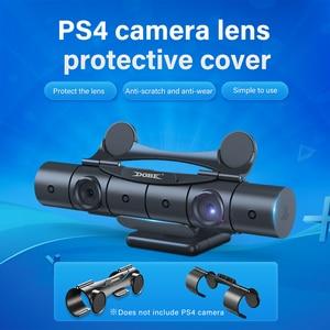 Image 5 - OIVO PS4 카메라 렌즈 보호 커버 센서 보호기 PS4 렌즈 커버 용 장착 클립 홀더 새 카메라 V2.0 센서