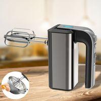 5 Speed Control Elektrische Voedsel Mixer Blender Multifunctionele Ei Garde Processor Keuken Koken Gereedschap Eu Plug