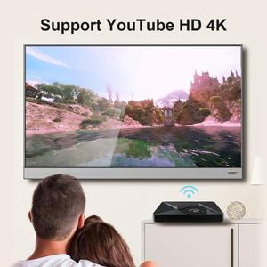Image 4 - Thông Minh Android 9.0 TV Box Q1 Mini Rockchip RK3328 GB RAM 16GB Truyền Thông 2.4 WiFi Hỗ Trợ Thoại Từ Xa android Tivi Box Set Top Box