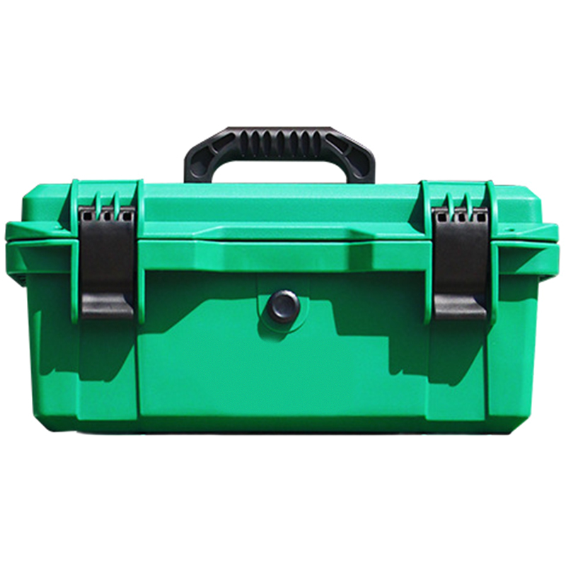 Waterproof Tool Set 15 Inch Toolbox Double Seal Box Shockproof Case Plastic Toolbox Portable Toolbox Soldering Stations     - title=