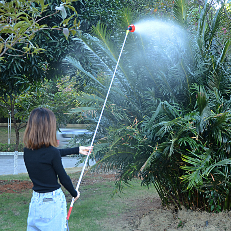 NuoNuoWell Agriculture High Pressure 2.4m Pesticides Spray Extension Bar Fishing Rod Type Spray Rod Fruit Tree Spraying 5
