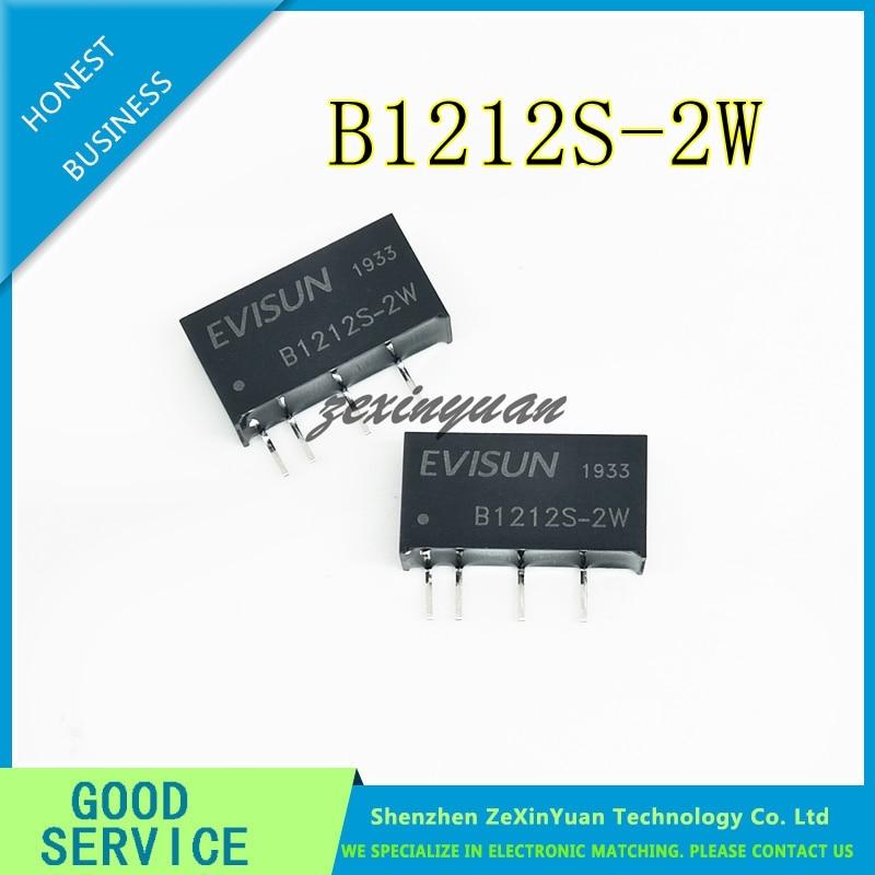 5PCS New B1212S-2W B1212S Switching Power Supply Module