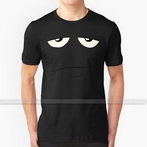 Мужская и женская хлопковая Футболка с принтом «Shake Custom Design», стильная футболка большого размера 6XL с принтом «Aqua Teen Hunger Force Athf» для взрослых