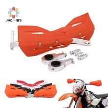 Protector de mano para motocicleta, 22mm y 28mm, para KTM, Kayo, SX, SXF, KLX, KX, KXF, YZ, YZF, CR, CRF, RMZ, Dirt para moto de Enduro, Supermoto