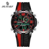Reloj deportivo Senors para hombre, Relojes digitales LED famosos para hombre, Relojes Deportivos para hombre, Relojes Deportivos para hombre