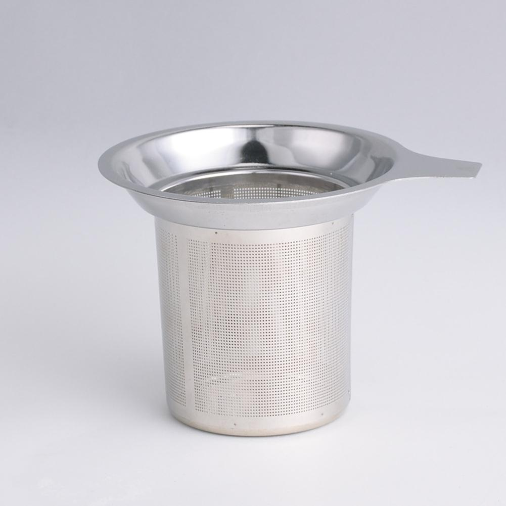 GloryStar  Stainless Steel Tea Strainer Infuser For Loose Leaf Grain Tea Cups Mugs