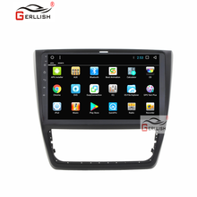 For Skoda Yeti 5L 2012 2013 2014 Car Radio Multimedia Video Player Navigation GPS Android No 2din 2 din(China)
