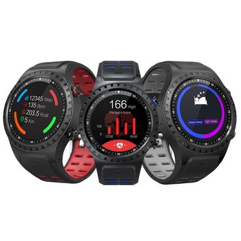 M1 Heart Rate Monitor Bluetooth Call GPS Compass Outdoor Sports Smart Watch