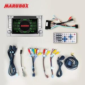 """Image 5 - Lecteur DVD de voiture Marubox PX6 pour Hyundai Starex, H1 2007 2016, écran IPS 10 """"avec Navigation GPS DSP Bluetooth Android 10 KD6224"""