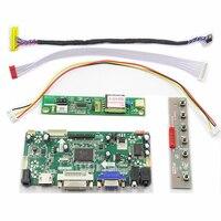 Latumab جديد LCD LED تحكم مجلس سائق عدة ل LTN140W1 L01 HDMI + DVI + VGA|شاشات ولوحات LCD للأجهزة اللوحية|   -
