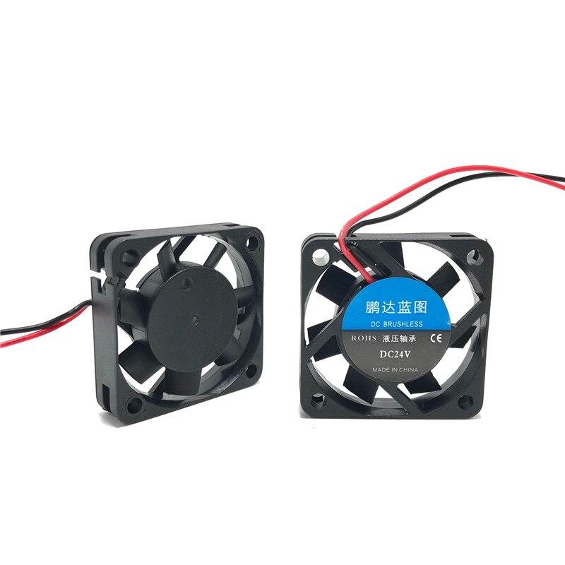 40mm Fan Fluid Bearing 24V 12V 5V Silent/High Speed 8844RPM 4CM Mini Brushless DC Fan 40mm X 10mm Small Computer Cooler 2pin