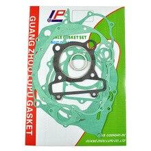Motorcycle Engine Crankcase Clutch Gasket Cylinder head Gasket Kits For Yamaha XT250 1980 1983 TT250 1980 1982 XT 250 SR250