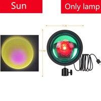 Sun Only Lamp
