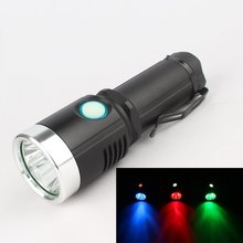 4-Source Led равномерное освещение Usb зарядное устройство Многофункциональный высокой освещенности практичная и прочная рабочая лампа