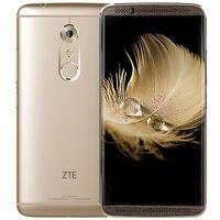 """Stock Original ZTE Axon 7 A2017 4G LTE Smart Phone Android 6.0 5.5"""" 2560X1440 4G RAM 128G ROM 20.0MP Fingerprint NFC 2"""
