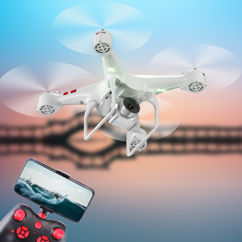 Ky101d Long Time Endurance Unmanned Aerial Vehicle Real-Time Aerial Photography Quadcopter With Battery Remote Control Aircraft