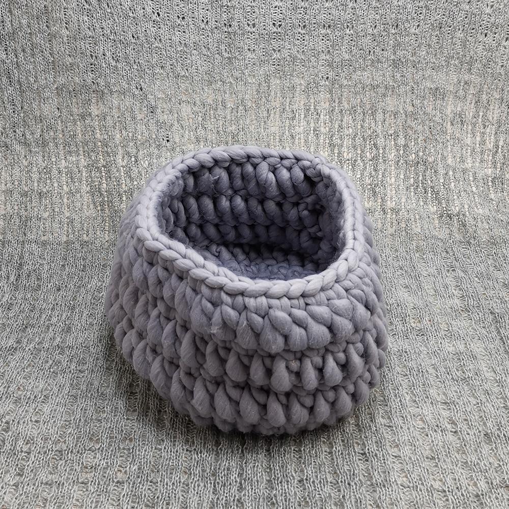 Don&Judy 150x100cm Stretch Fabric Backdrops + Basket Nest Set Photography Photo Prop Newborn Blanket Background Photo Shoot Prop