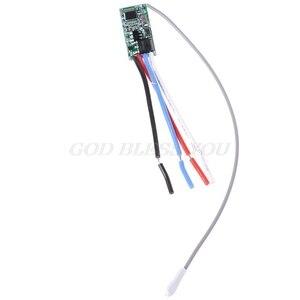 Image 2 - אור מתג מקלט מודול 5V 12V 24V 433Mhz אלחוטי שלט רחוק LED תאורת בקר RF משדר זרוק חינם