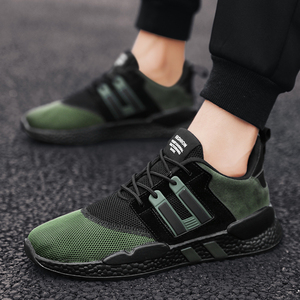 Image 4 - New Spring Autumn casual shoes men hot sell sneaker trendy comfortable mesh fashion lace up Adult men shoes zapatos hombre