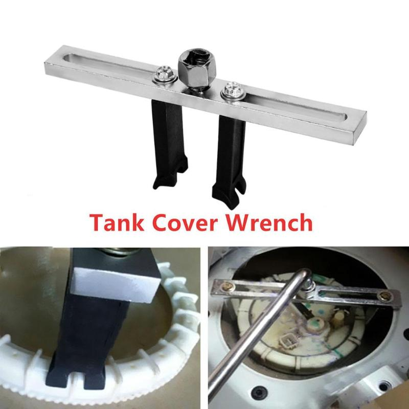 Adjustable Car Fuel Pump Lid Tank Cover Remove Wrench Automobile Fuel Tank Cap Disassembly Repair Spanner Garage Tool