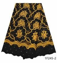 Africano tule tecido de renda alta qualidade africano francês pedras tecido renda nigeriano bordado tule francês renda para festa 1f245