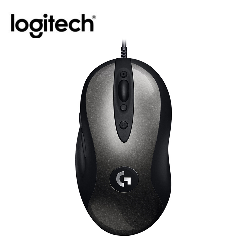 Logitech MX518 Classic Wired Gaming Mouse 16000DPI 8 Programmable Buttons Mouse For Home Office Computer Laptop High Quility