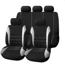 9 sztuk uniwersalne pokrowce na siedzenia samochodowe Auto Protect pokrowce pokrowce na siedzenia samochodowe dla Lada Volkswagen Mazda Toyota Kia ochraniacz na fotel tanie tanio olevo Cztery pory roku Włókien syntetycznych CN (pochodzenie) 10cm 45cm Pokrowce i podpory 600g Podstawową Funkcją 35cm