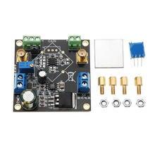 Amplificador de instrumento ad623 amplificador módulo ajustável single ended sinal de microvolt diferencial