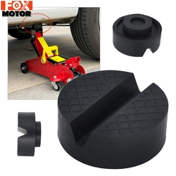Jack Rubber Pad Anti-slip Rail Adapter Support Block Heavy Duty Car Lift Tool Accessories For Toyota Honda Nissan Mazda Hyundai