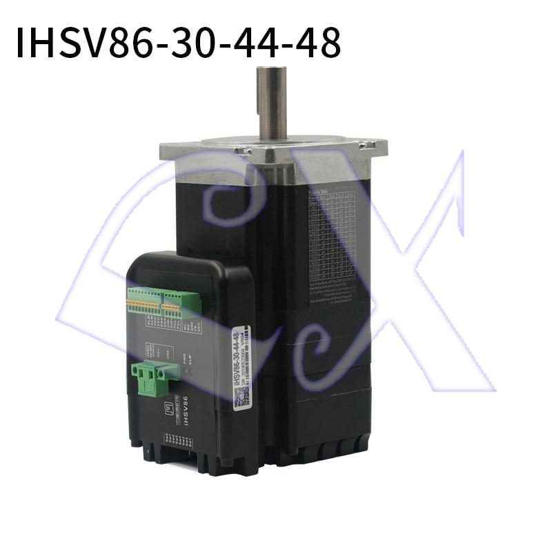 JMC iHSV86-30-44-48 440 Вт интегрированный сервопривод 48VDC 3000 об/мин 1.4нм с 1000 линейный энкодер