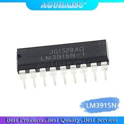5 pces LM3915N-1 dip18 LM3915-1 dip lm3915n lm3915 dip-18 ic novo e original