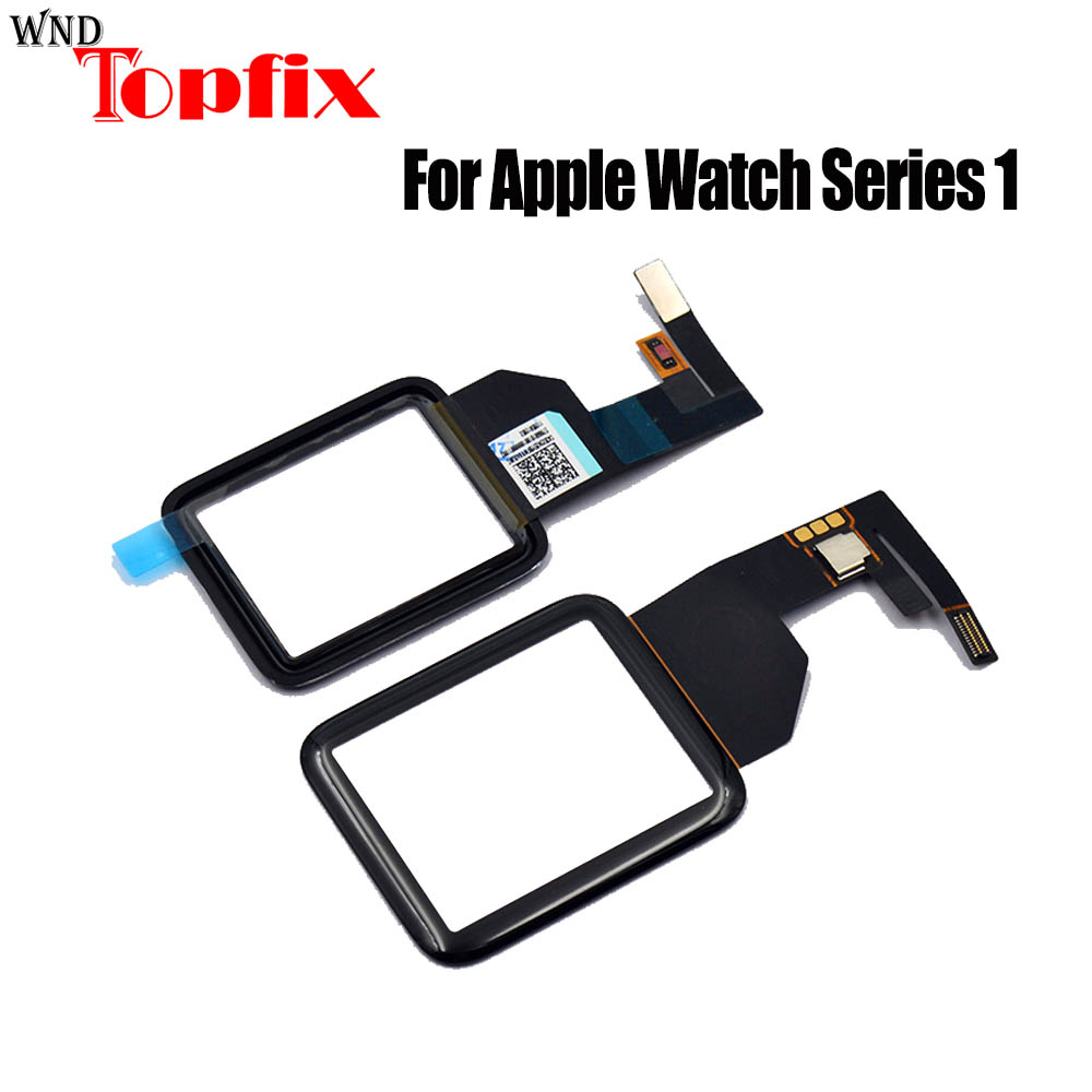NEW 38mm/<font><b>42mm</b></font> For <font><b>Apple</b></font> <font><b>Watch</b></font> Series 1 <font><b>Touch</b></font> <font><b>Screen</b></font> Digitizer Sensor Panel <font><b>Replacement</b></font> For <font><b>Apple</b></font> <font><b>Watch</b></font> Series1 <font><b>Touch</b></font> <font><b>Screen</b></font> image
