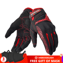 Motorcycle-Gloves HEROBIKER Summer Touch-Screen Breathable Guantes