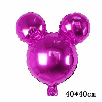 Giant Mickey Minnie Mouse Balloons Disney cartoon Foil Balloon Baby Shower Birthday Party Decorations Kids Classic Toys Gifts 11