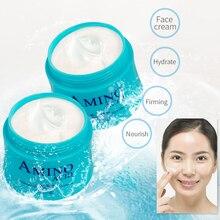 HANAJIRUSHI Amino Acid Face Cream Moisturizing Day Cream Nourish Night Cream Firming Skin Cream 80g mi derma cellife skin barrier night cream