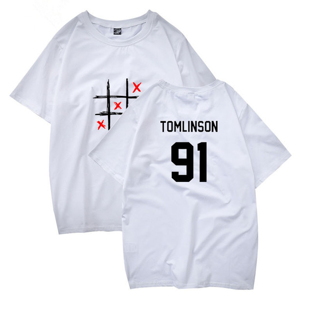 LOUIS TOMLINSON THEMED T-SHIRT